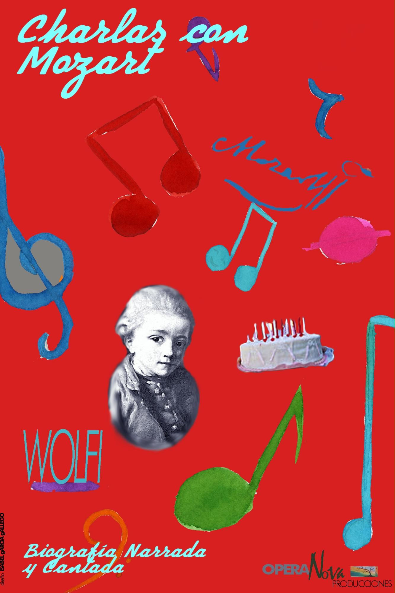 Charlas con Mozart