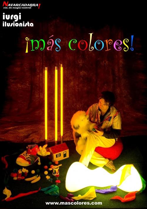 ¡Más Colores!