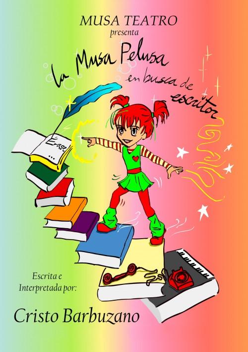 La Musa Pelusa, en busca de escritor