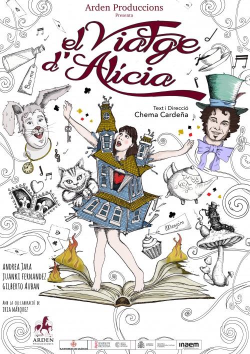 El Viaje de Alicia