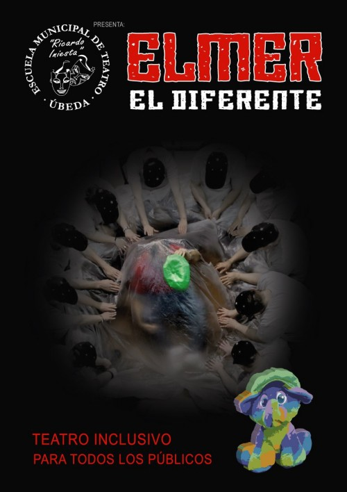 Elmer, el diferente