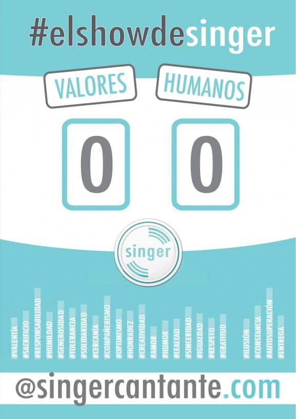 El show de singer