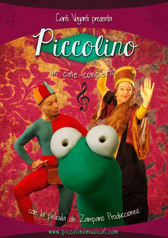 Piccolino, un cine concierto