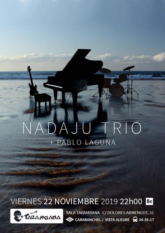 Nadaju Trio + Pablo Laguna